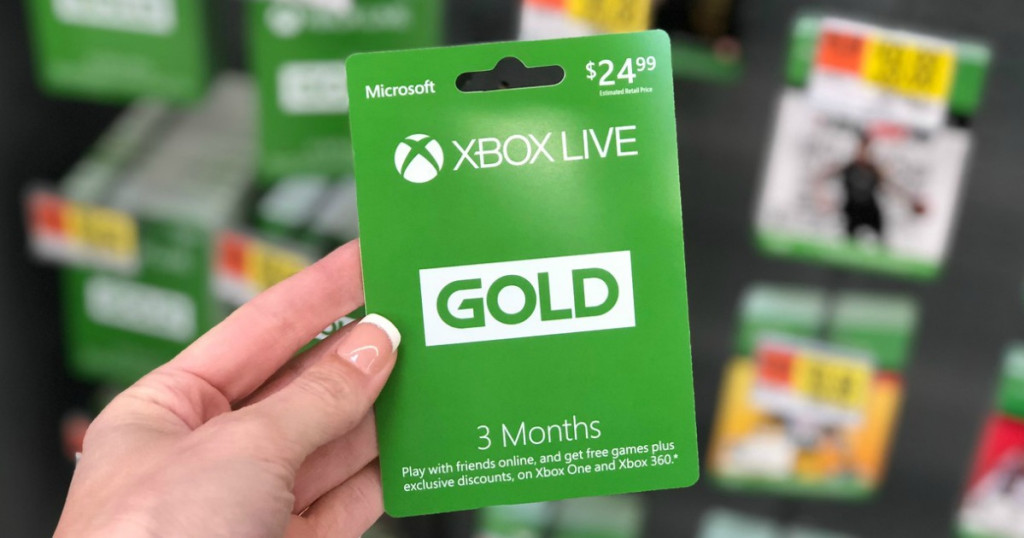 How To Get Free Xbox Live Gold On Xbox One 2018 Free Xbox