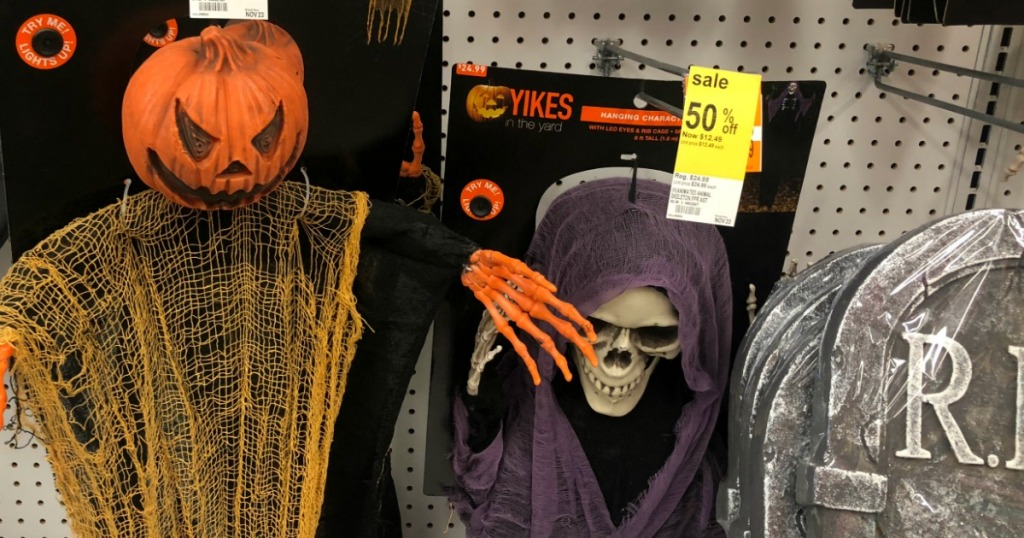 50 Off Halloween Decor Candy More At Walgreens Hip2save