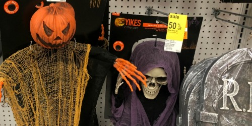 50% off Halloween Decor, Candy & More at Walgreens