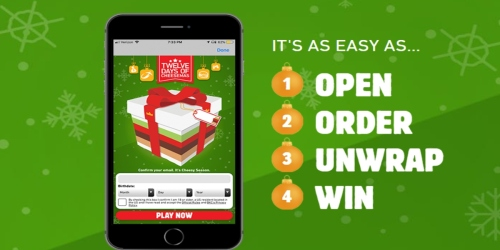 Burger King: 12 Days of Cheesemas