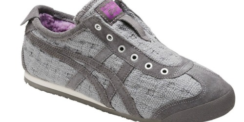 ASICS Onitsuka Tiger Women's Mexico 66 Slip-On Shoes Only$19.99 Shipped (Regularly $85)