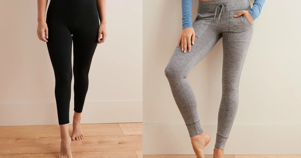 5f334c6b6378a Aerie Leggings as Low as $7.97 (Regularly $16) + More