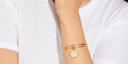 Alex and Ani Charm Bangle Only $13.80 Shipped (Regularly $32)