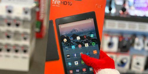 Amazon Fire HD 32GB Tablet w/ Custom Case as Low as $89.99 Shipped