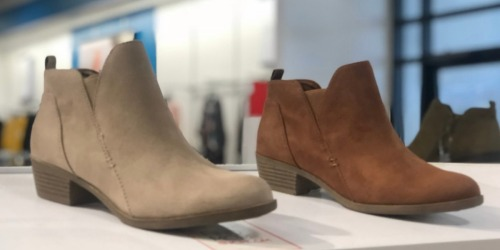 Women's Boots Only $17.99 at Macy's (Regularly $50)