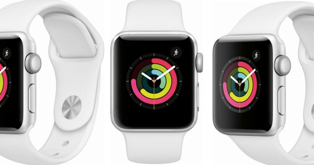 Apple Watch 3 Silver