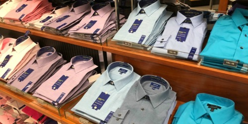 Over 90% Off Men's Apparel on Kohls.com   Dress Shirts from $4, Jackets Only $16 & More