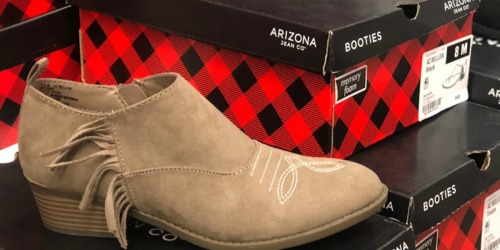Buy 1 Pair of Boots, Dress Shoes or Sandals & Get 2 FREE at JCPenney