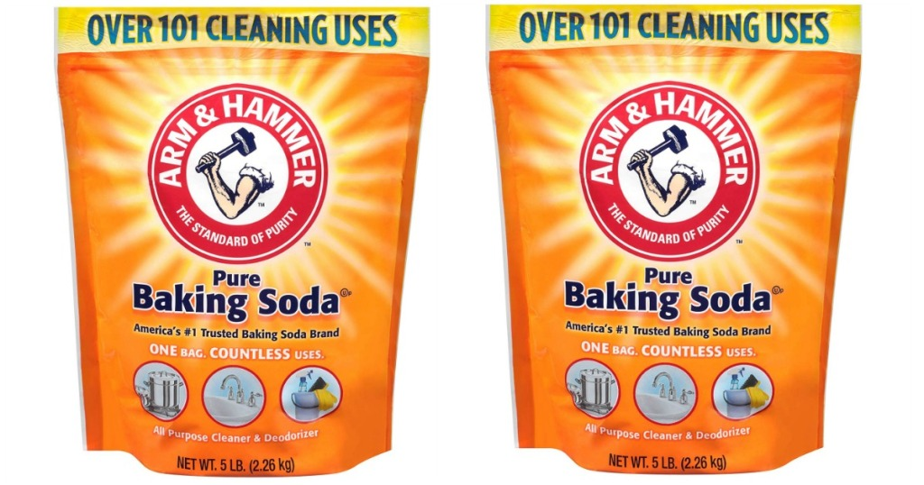 Arm & Hammer Baking Soda 5 Pound Bag