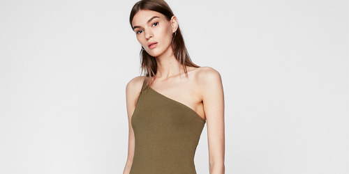 50% Off Sitewide at Express + FREE Shipping = Dresses Just $15 Shipped & More