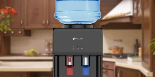 Avalon Premium Hot/Cold Countertop Water Cooler Dispenser Only $79.99 Shipped (Regularly $150)