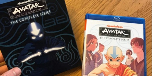 Amazon: Avatar The Last Airbender: The Complete Series Blu-ray Just $19 Shipped (Regularly $45) + More
