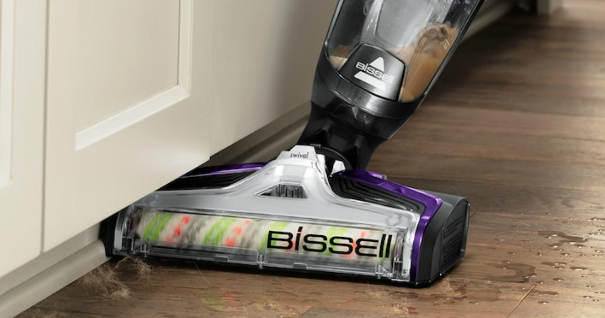 Bissell Crosswave Pet Pro Floor Cleaner As Low As 209 99