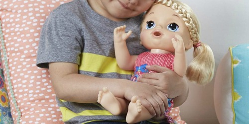 Amazon: Baby Alive Sweet Tears Baby Only $13.88 Shipped (Regularly $50)