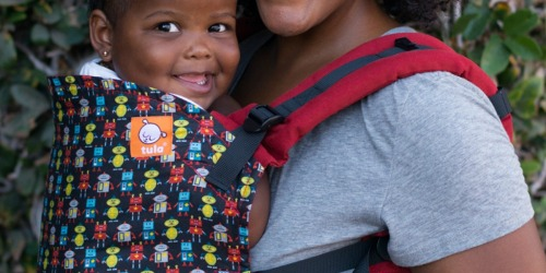 Tula Baby Carrier Only $64.98 Shipped (Regularly $104+)