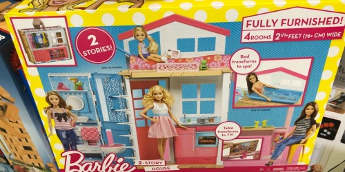 Barbie 2-Story House Only $22.49 (Regularly $30) at ALDI + More