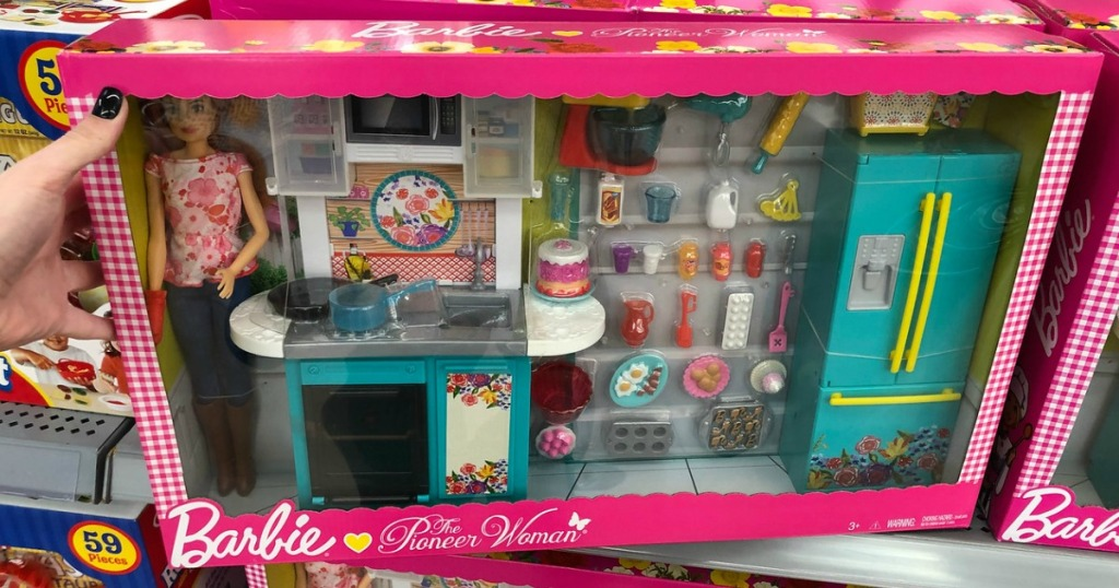 Up To 50 Off Toys At Walmart The Pioneer Woman Barbie