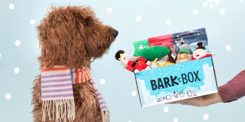 First BarkBox Only $5 Plus Bonus Toys | Great Gift Idea for Your Furry Friend