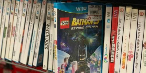Buy 2, Get 1 Free Pre-Owned Video Games at GameStop