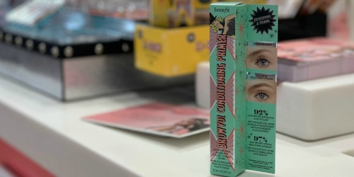 Benefit Cosmetics Conditioning Eyebrow Primer Only $14 at Ulta Beauty (Regularly $28)