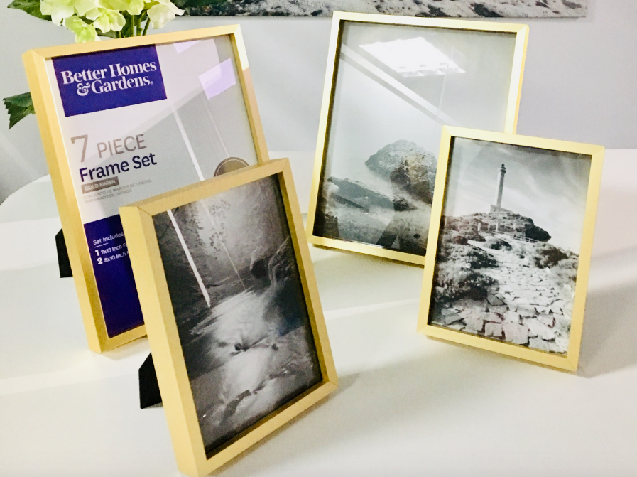 Better Homes Gardens 7 Piece Photo Frame Set Only 12 On Regularly 40 Hip2save