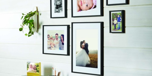 Better Homes & Gardens 7-Piece Photo Frame Set Only $12 on Walmart.com (Regularly $40)