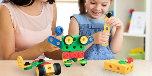 Amazon: Up to 50% Off STEM Building Toys for Kids