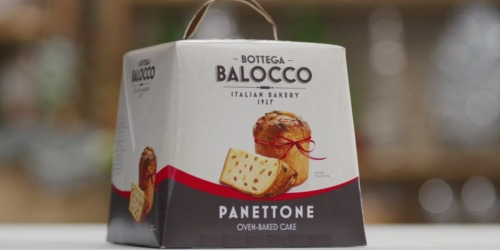 Free Bottega Balocco Panettone Cake for Select World Market Rewards Members (Today Only)