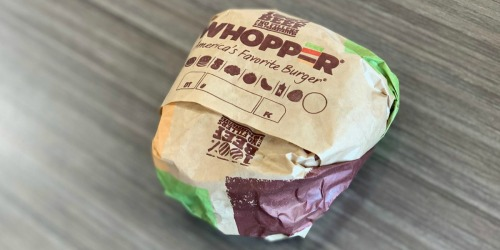 Burger King Charged Customer Over $1,000 for a 1¢ Whopper