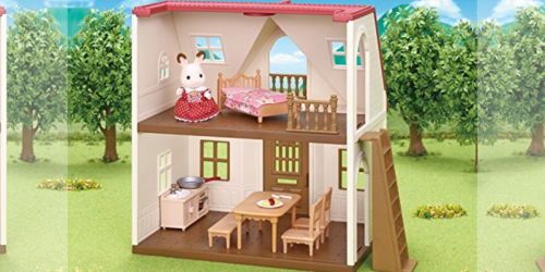 Amazon: Calico Critters Red Roof Cozy Cottage Only $17.42 Shipped