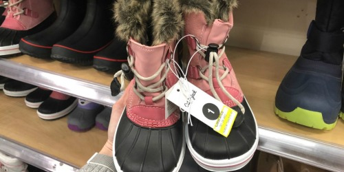 50% Off Kids Clearance Shoes at Target