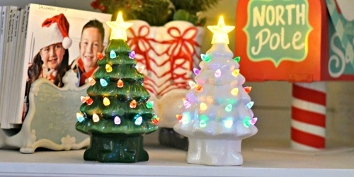 The Best Vintage Ceramic Christmas Tree Deals