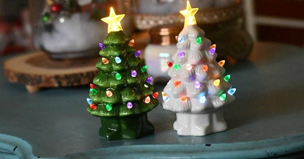 The Best Vintage Ceramic Christmas Tree Deals