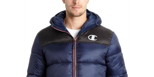 Champion Men's Insulated Jacket Only $39.98 (Regularly $125) at Dick's Sporting Goods