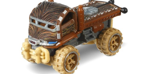 Amazon: Hot Wheels Star Wars Character 8-Pack Cars Only $11.44 Shipped (Regularly $32) + More