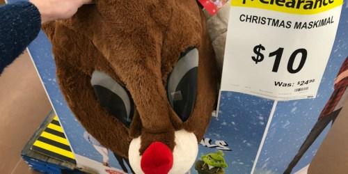 Christmas Maskimal Masks Possibly Only $10 (Regularly $24) at Walmart