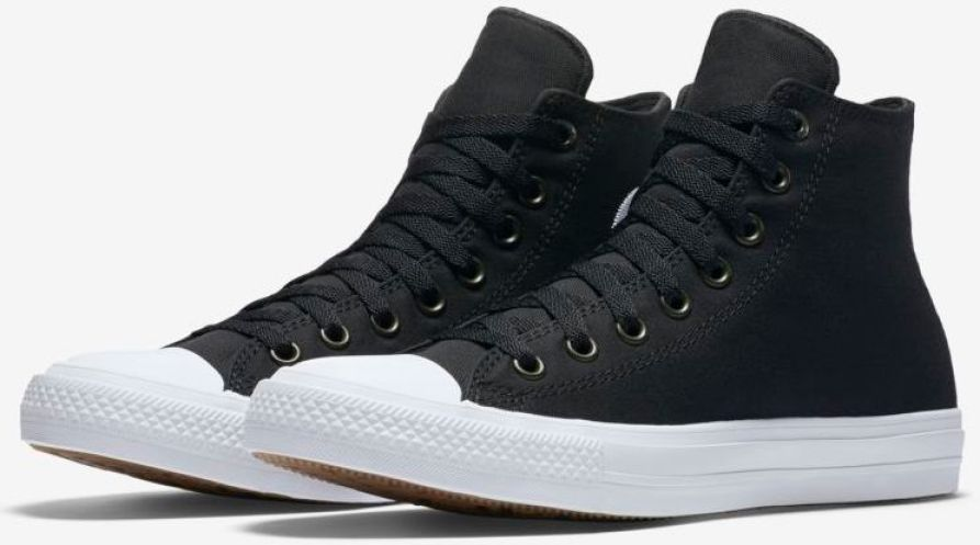 28615ad40a4e Converse Chuck II High Top Sneakers Only  25 Shipped (Regularly  75)
