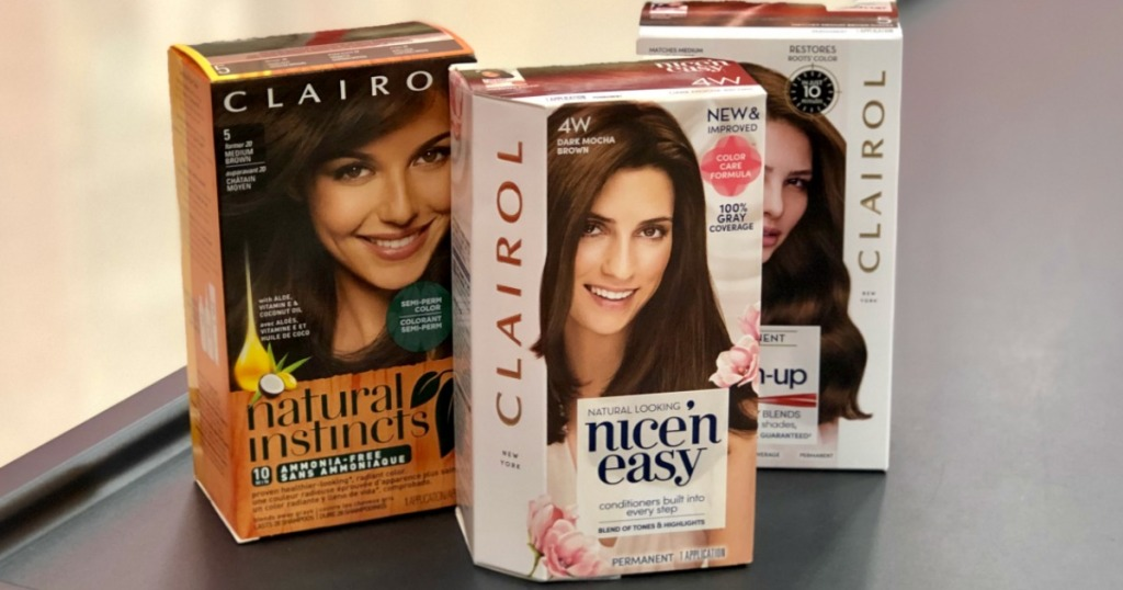 Hop On Over To Coupons Where You Can Print This New 1 Get Free Clairol Nice N Easy Permanent Root Touch Up Or Natural Instincts Hair Color