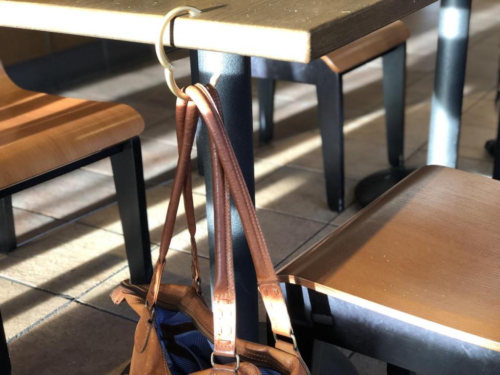 Clipa at Starbucks