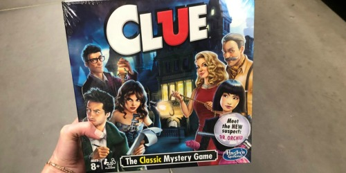 Clue Classic Mystery Game Only $5 (Regularly $13)