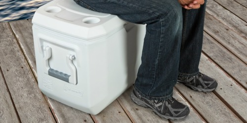 Coleman Xtreme 120-Quart Cooler Only $45 Shipped | Keeps Ice Cold for 6 Days