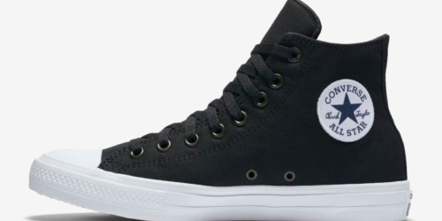 Converse Chuck II High Top Sneakers Only $25 Shipped (Regularly $75)