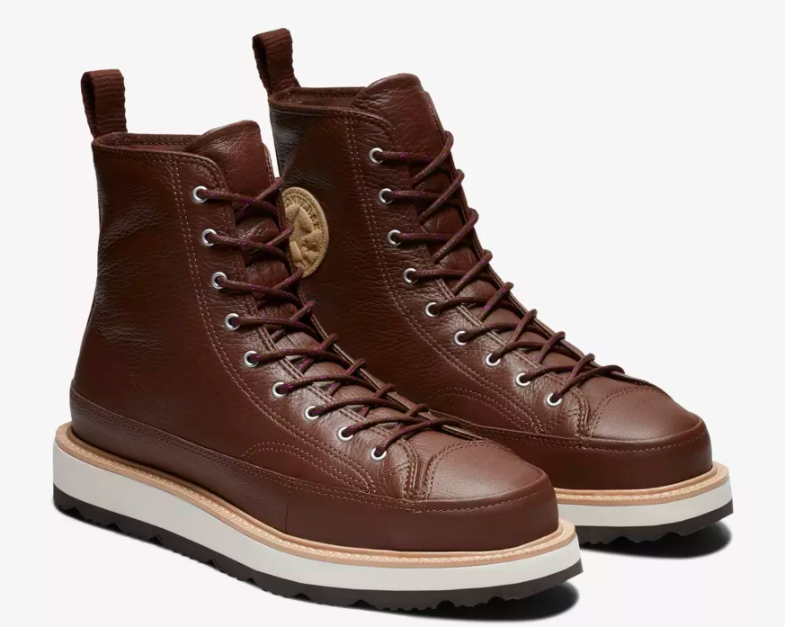 9a0581611766 Here are a few deals to score… Converse Chuck Taylor All Star Crafted High  Top Boot ...
