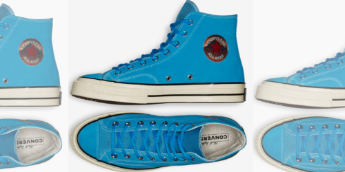Converse Chuck Suede High Top Sneakers Only $38 Shipped (Regularly $95)