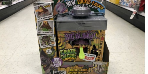 Crate Creatures Surprise Big Blowout Only $24.97 at Walmart (Regularly $80)