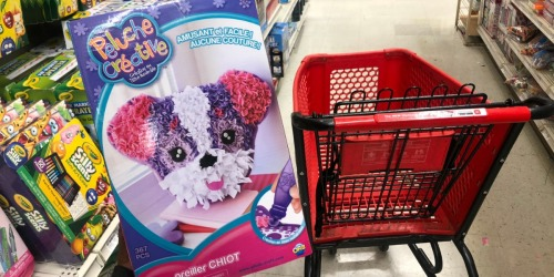 PlushCraft Fabric by Number Pillow Kit Just $4 (Regularly $15) & More HOT Michaels Deals