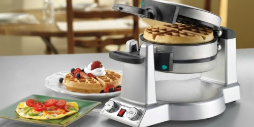 Cuisinart Double Belgian Waffle Maker Only $62 Shipped (Regularly $100)