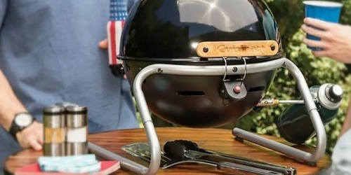 Cuisinart Searin' Sphere Portable Gas Grill Only $48.98 Delivered (Regularly $100)