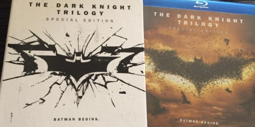 Amazon: The Dark Knight Trilogy Special Edition Blu-ray Only $15.99 Shipped (Regularly $30)