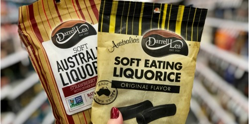 Up to 50% off Darrell Lea Liquorice at Target (Just Use Your Phone)